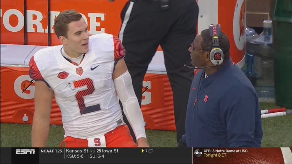 Eric Dungey s return sparks Syracuse to romp of regional rival Boston  College 4e030f014