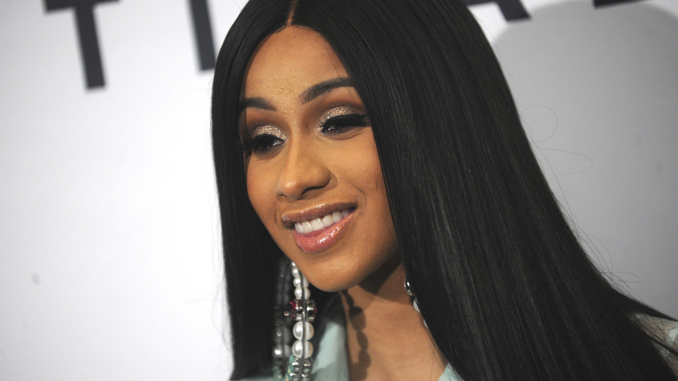 Cardi B gives birth to baby girl, Kulture | WOAI