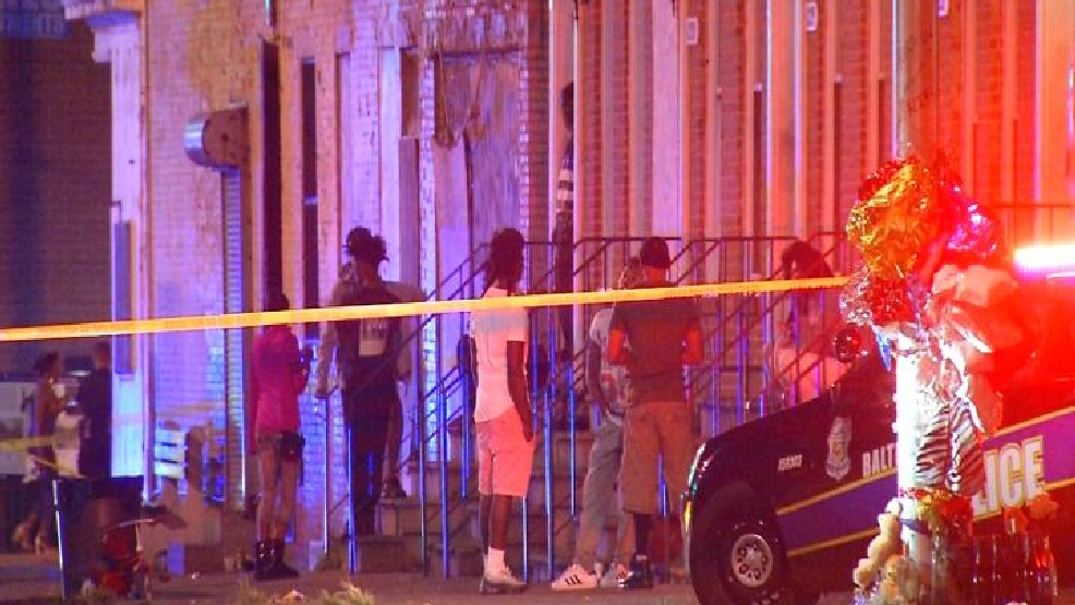 3 year old among 8 injured in johnston square shooting in
