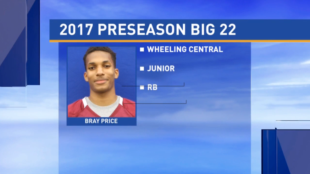 Preseason Big 22 Profile - Bray Price, Wheeling Central