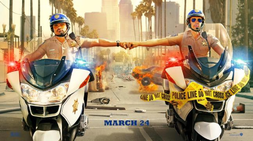 Dax Shepard, Michael Pena unveil trailer for 'CHiPs' adaptation
