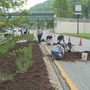 Volunteers clean up downtown Johnstown during 12th annual Beautification Day
