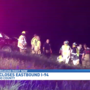BREAKING: Crashes close EB lanes of I-94 in Kalamazoo County