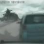 Video: Deputy crashes into car driving 104 mph