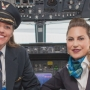 Alaska Air flight attendant finds unlikely kidney donor -- in the cockpit