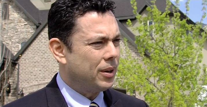 KUTV Chaffetz speaks Korea 041717.JPG