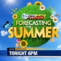 Tonight at 6 we're forecasting the summer!