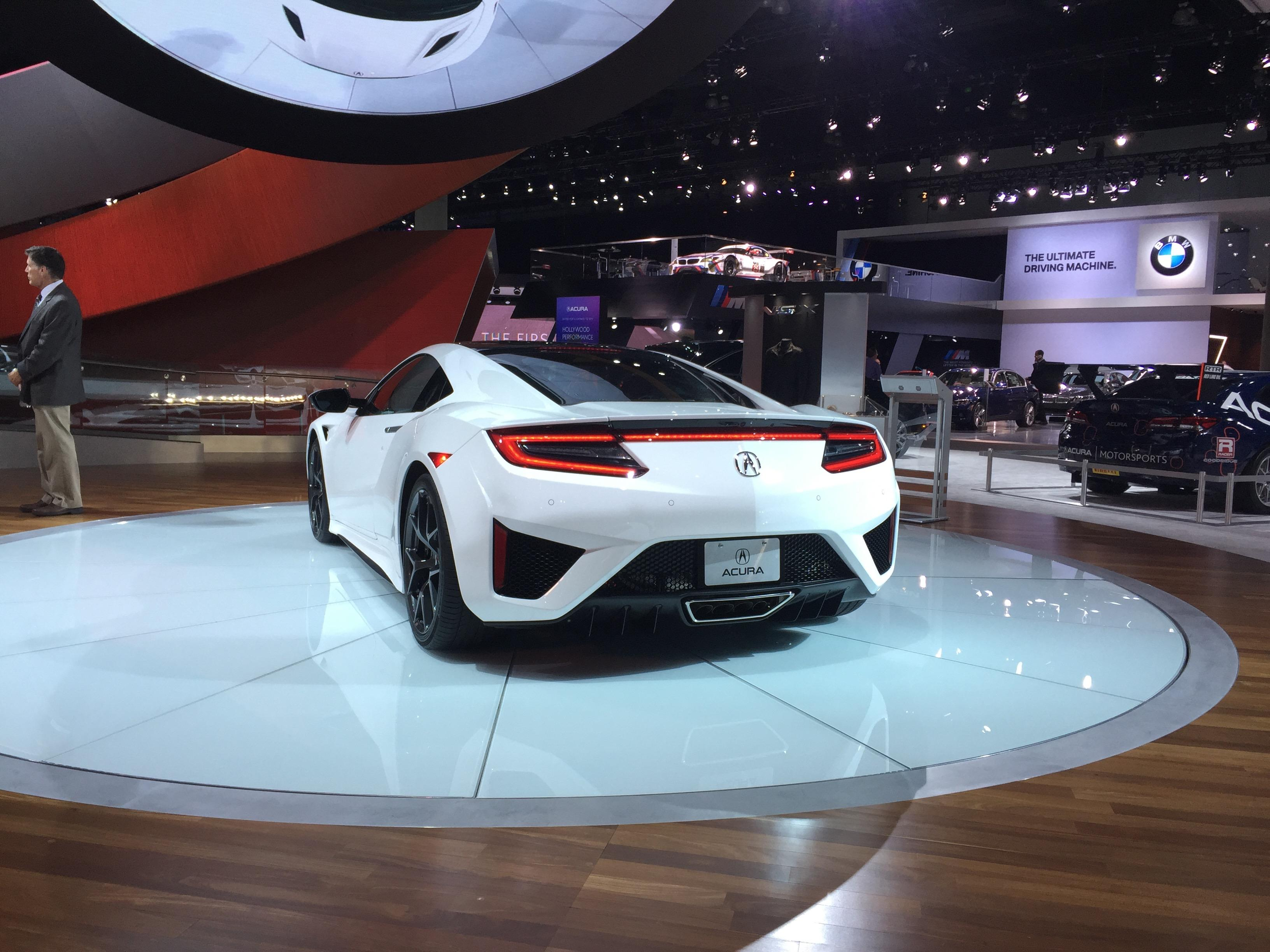auto goes los photo nsx soon gallery who wjar gets by sale angeles first news matters at the one on show display acura