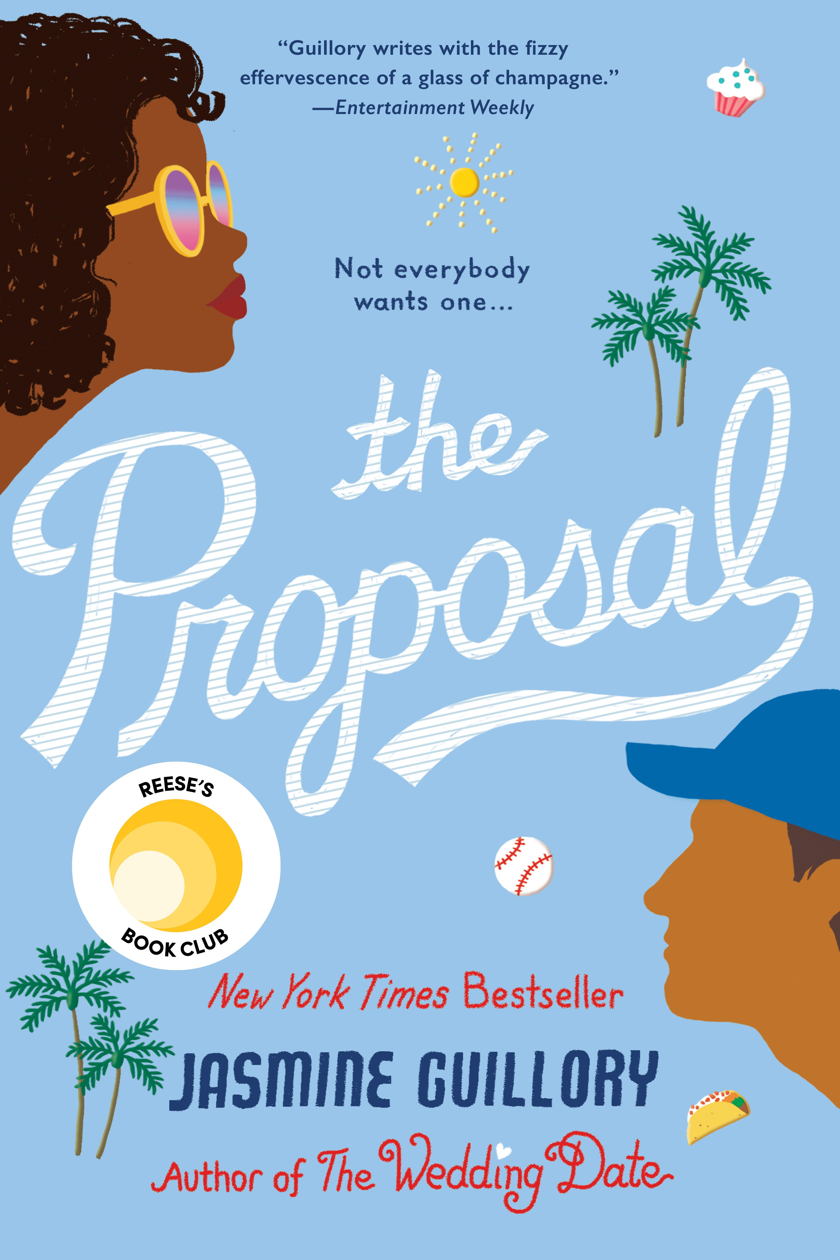 """The Proposal"" by Jasmine Guillory{&nbsp;} (Image: Courtesy Berkley)<p></p>"