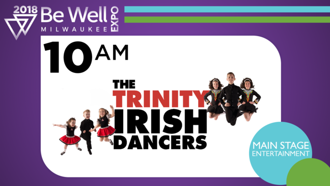 Main Stage: Trinity Irish Dancers