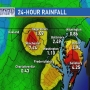 Potentially flooding rain and thunderstorms continue Thursday