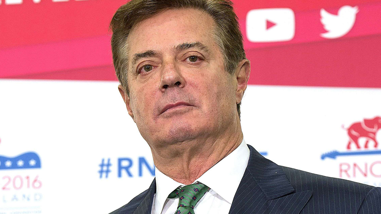 Paul John Manafort Jr. is an American lobbyist, political consultant and lawyer. He joined Donald Trump's presidential campaign team in March 2016 and served as campaign manager from June to August 2016, Photo Date: 7/14/16{&amp;nbsp;}ZUMA Press via MGN Online<p></p>