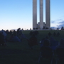 Hundreds gather for Annual Easter Sunrise Service