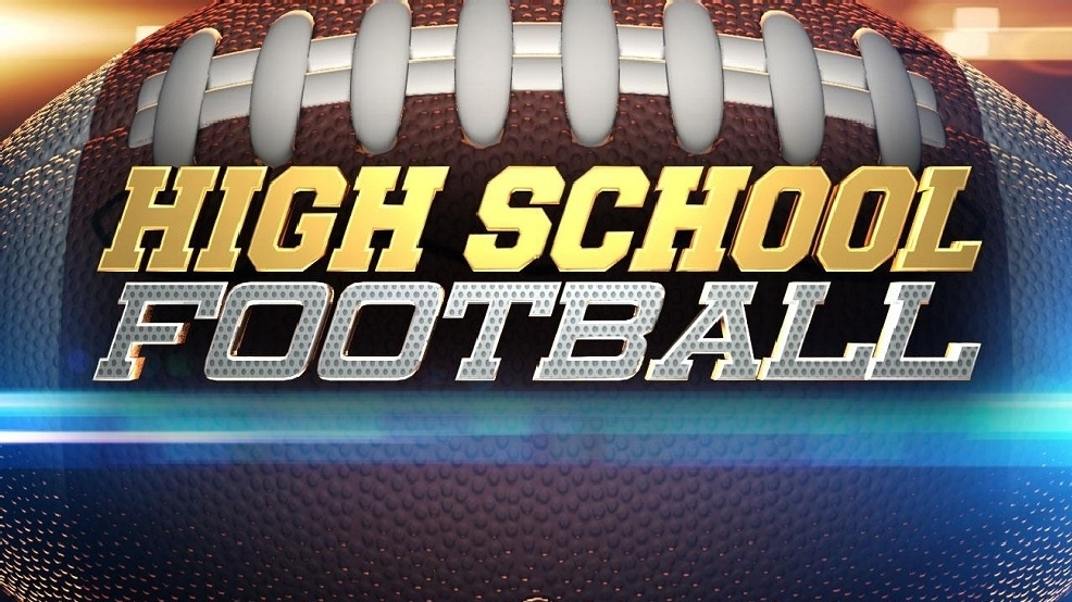 Week 11: High School Football Schedules and Scores