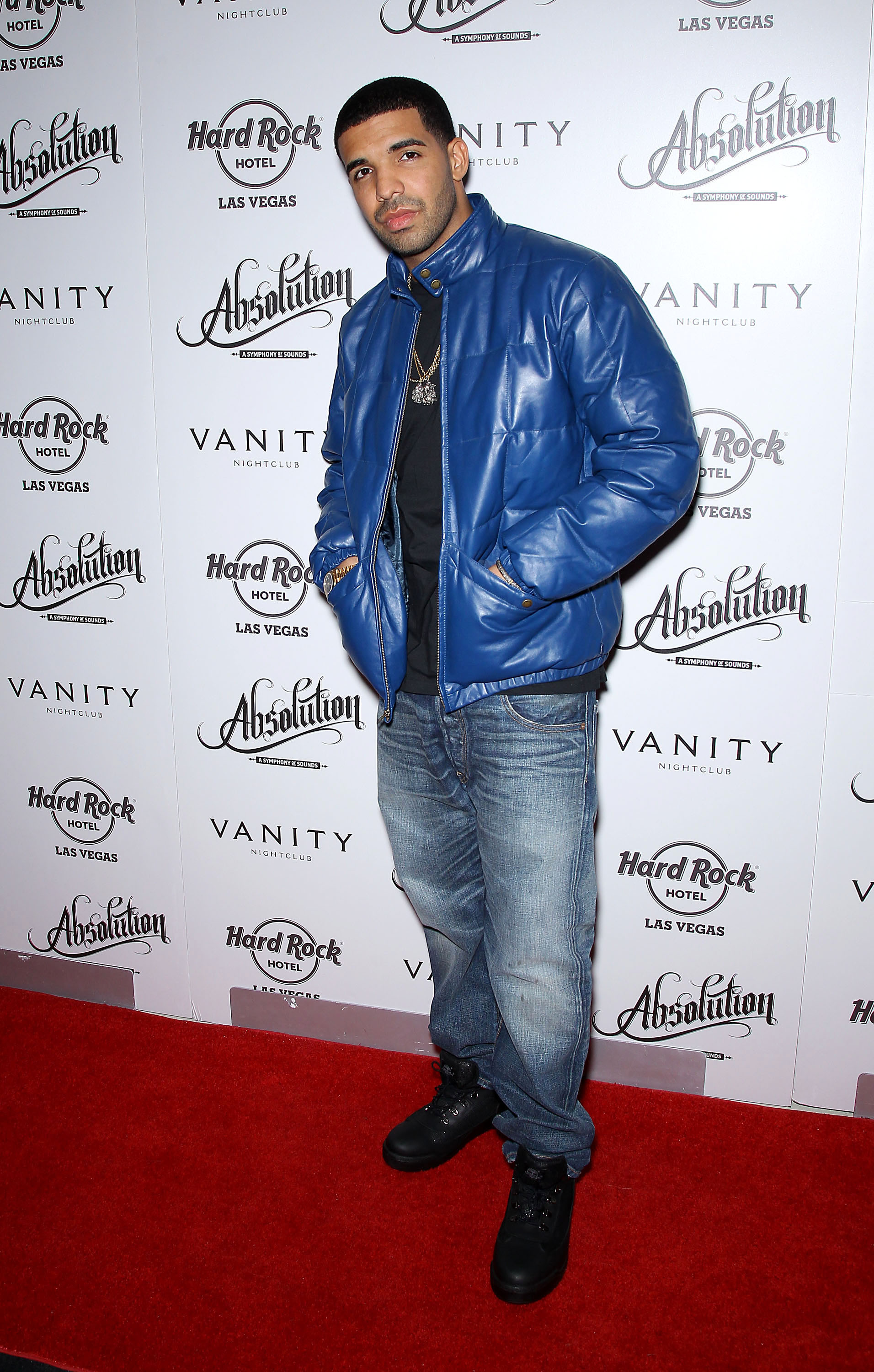 Drake                  Rapper Drake hosts After Concert Party at Vanity Nightclub at Hard Rock Hotel and Casino                  Las Vegas, Nevada - 01.01.12                                    Featuring: Drake                  Where: United States                  When: 01 Jan 2012                  Credit: WENN