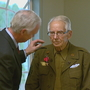 World War II vet awarded Bronze Star