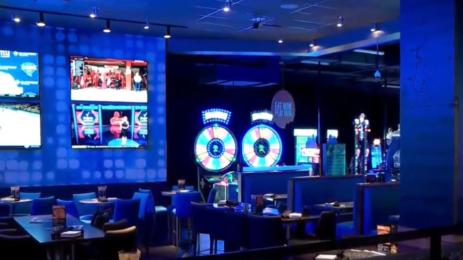 Utah's first Dave &amp; Buster's opened its doors Monday in Salt Lake City. (Photo: KUTV)<p></p>