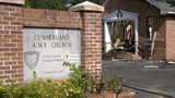Fire destroys Georgetown's Cumberland AME Church, leaves congregation at a loss | VIDEO