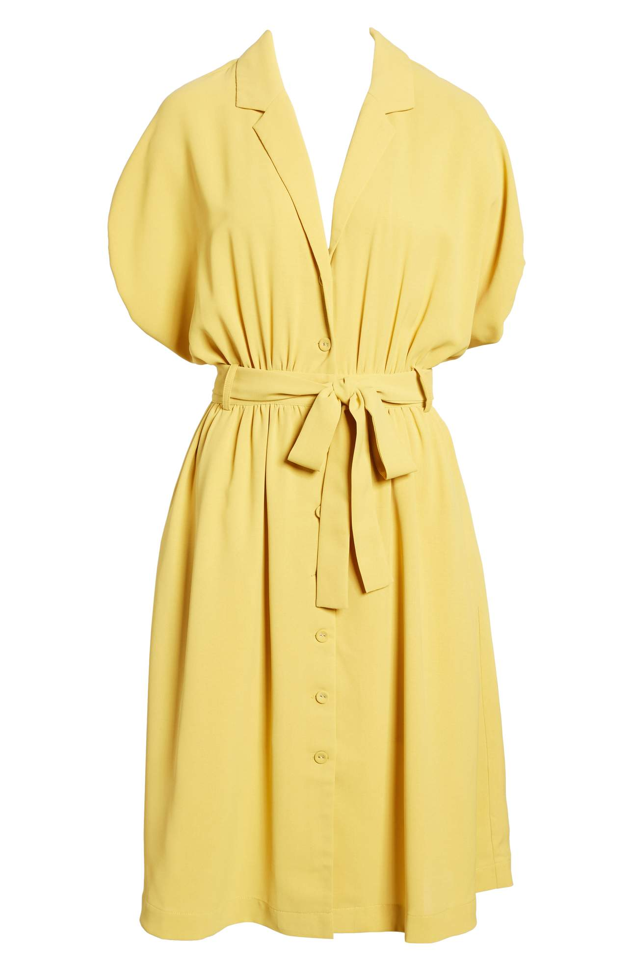 <p>Onto Mama Bear.{&amp;nbsp;} We love this brightly colored and relaxed in style statement dress.{&amp;nbsp;} Yellow IS the color of the season!{&amp;nbsp;} It's church and brunch appropriate. Price: $89.00 at Nordstrom. (Image: Nordstrom){&amp;nbsp;}</p><p></p>