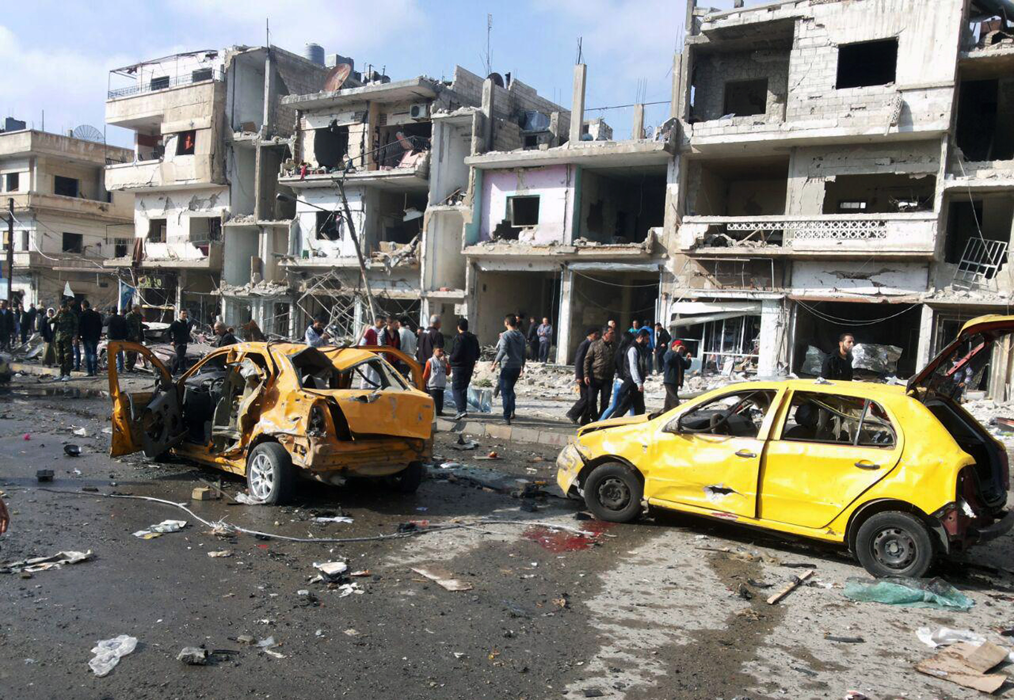 John Kerry Provisional Agreement Reached On Syria Cease Fire Wjla