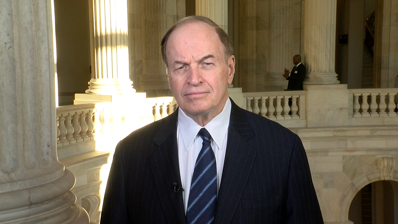 Sen. Richard Shelby (R-AL) spoke to WPMI from Capitol Hill on Dec. 7, 2016. (SBG)