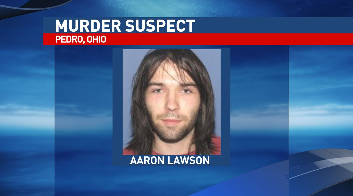 Authorities say they are searching for Aaron Lawson, 23, as a suspect in a quadruple homicide in Lawrence County, Ohio. (Lawrence County Sheriff's Office)<p></p>