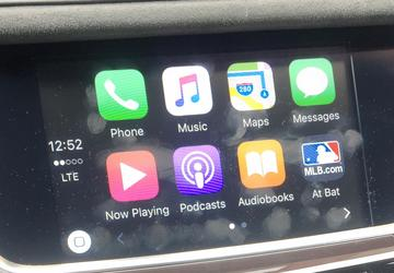 Jaguar Land Rover adds Apple CarPlay, Android Auto for 2019