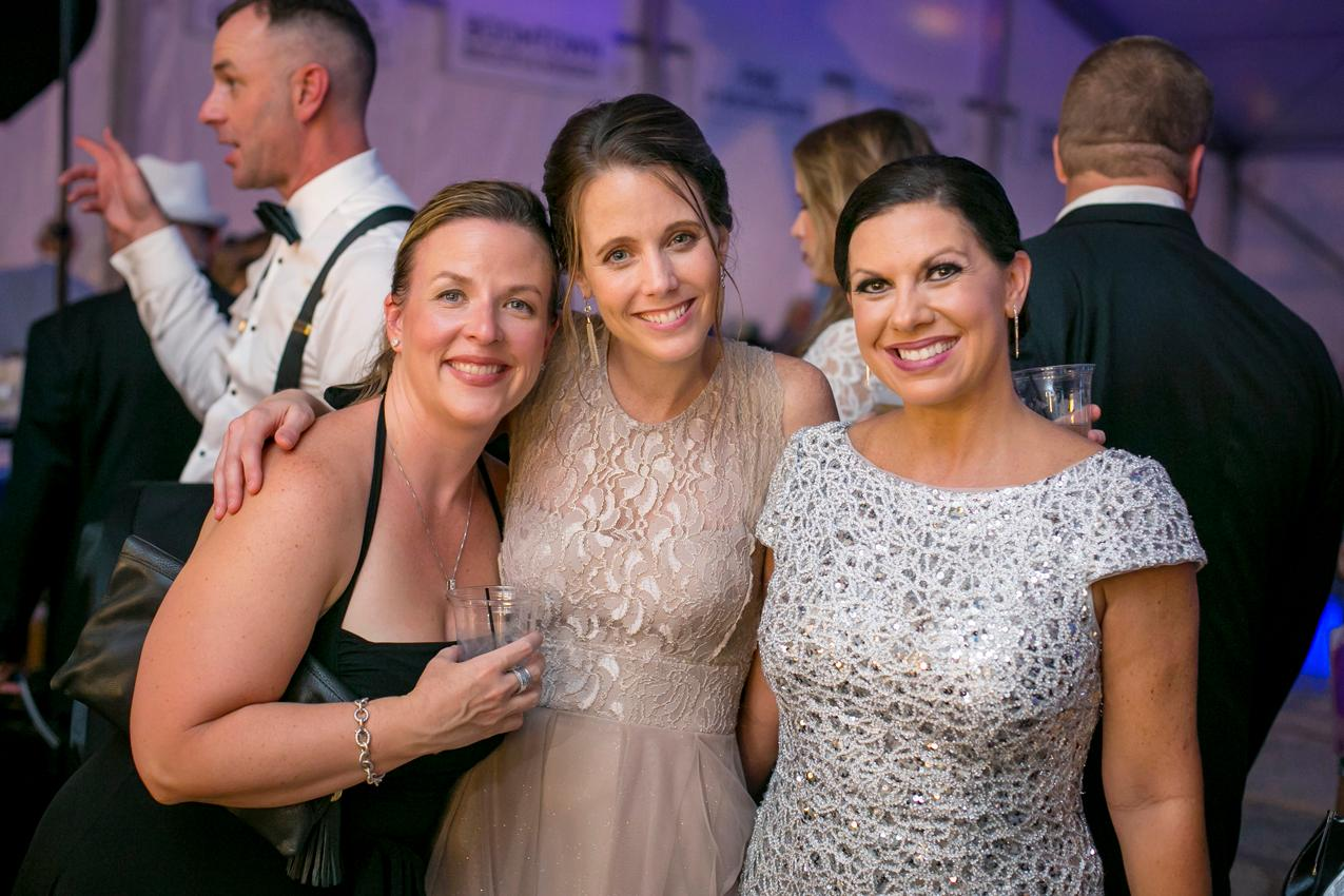 Kelly Owens, Lauren Kooken, and Susette Reinhart{ }/ Image: Mike Bresnen // Published: 9.15.18