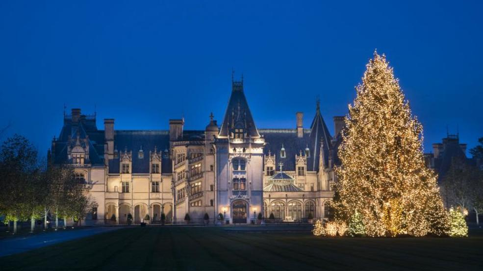 Christmas celebration at Biltmore Estate begins Nov. 3 | WLOS