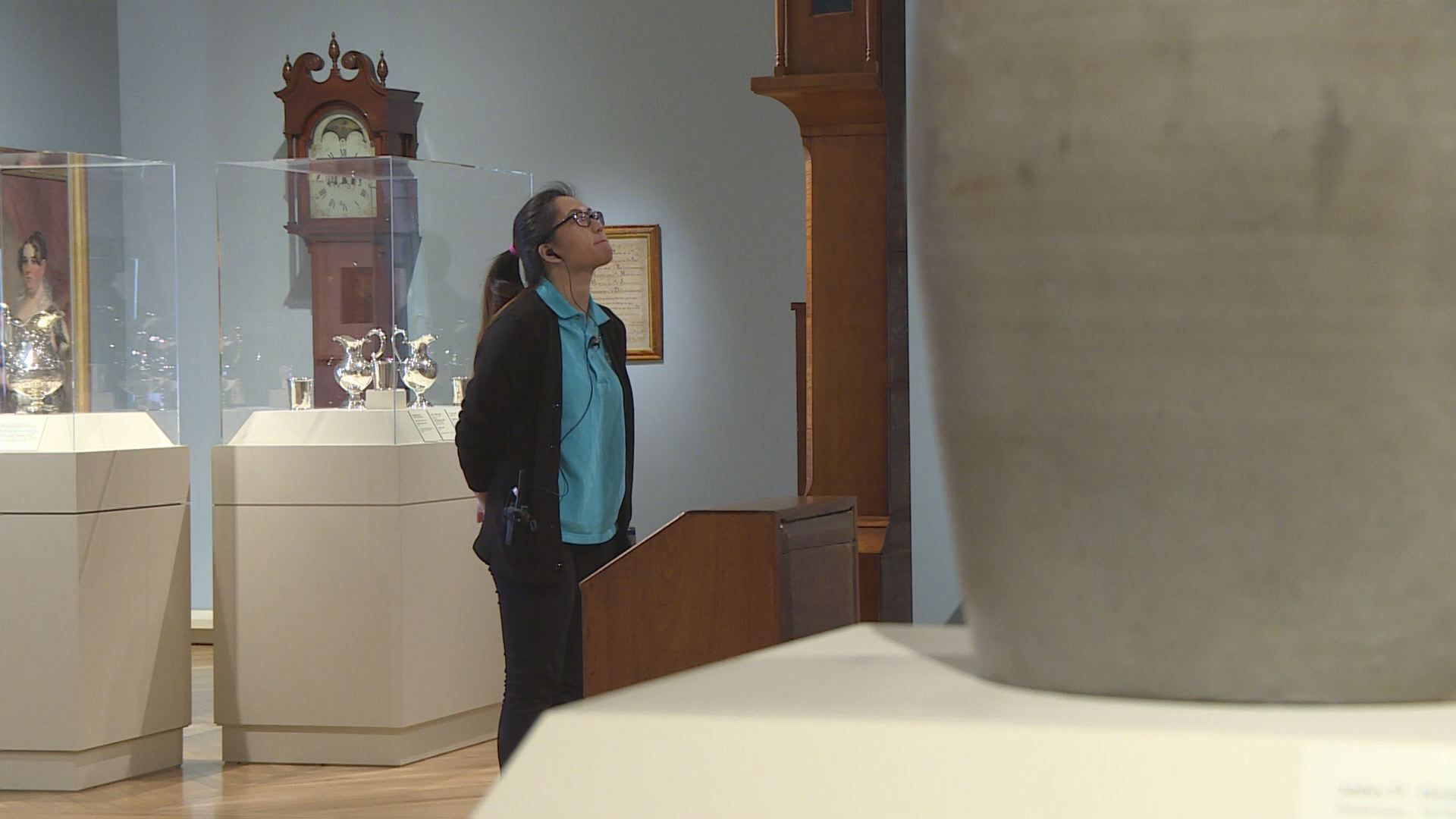 Viewing the Noe Collection at Louisville's Speed Art Museum