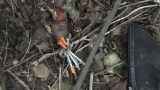 Needles found near Blair County river