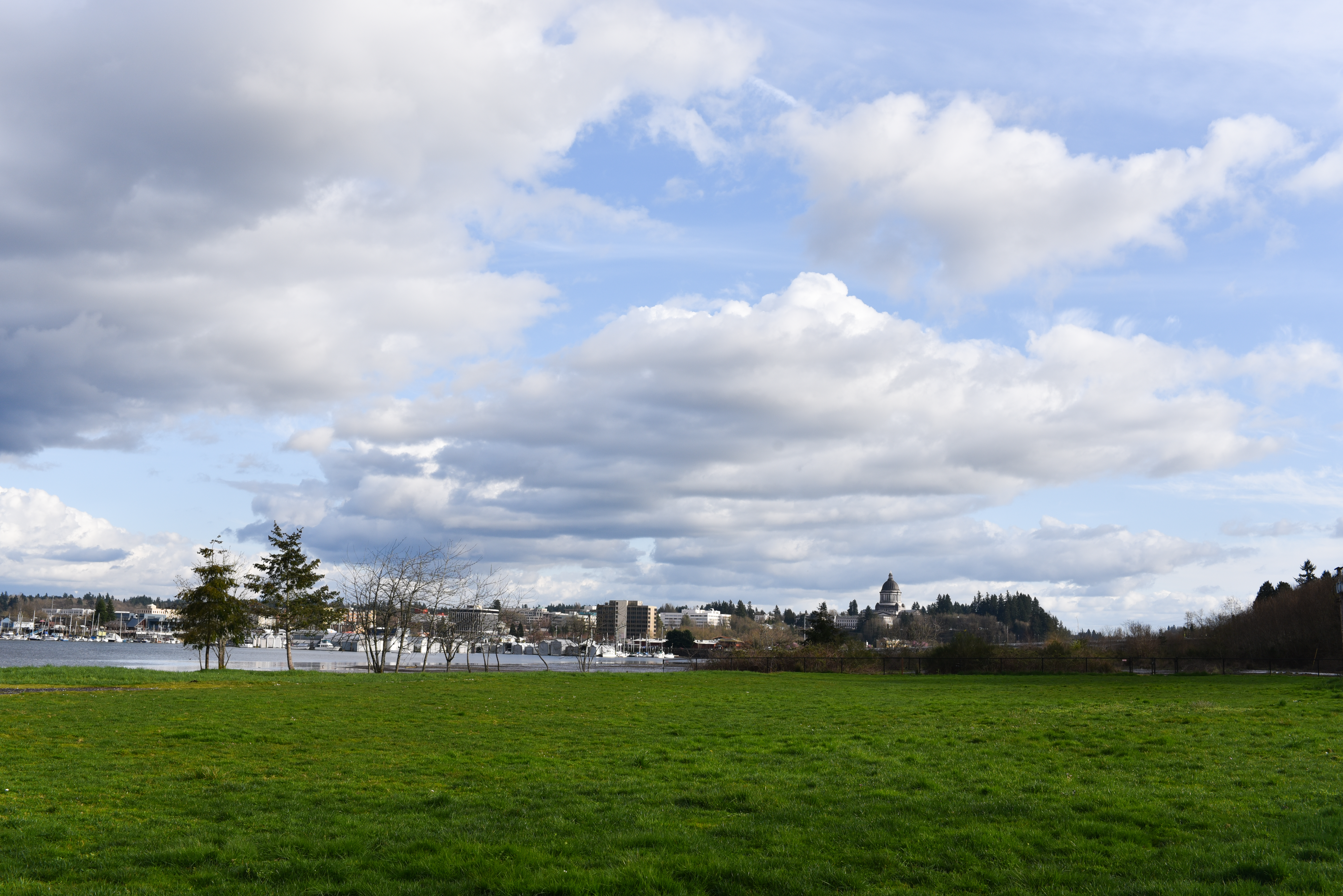 Olympia has many miles of beautiful waterfront to take in. (Image: Rebecca Mongrain/Seattle Refined)