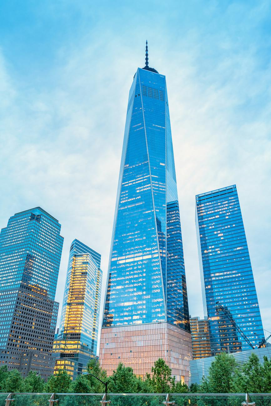 One World Trade Center / Image: benedek, via Getty Images // Published: 5.15.19