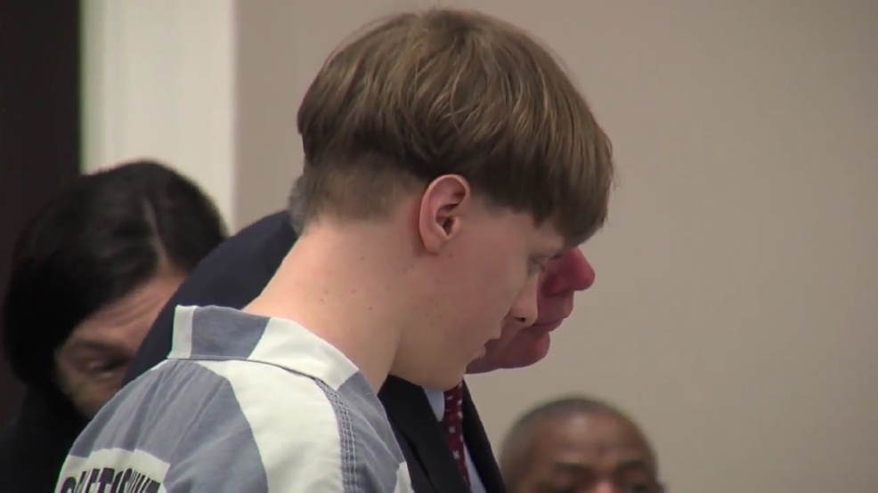 Court To Show Jail Videos Dylann Roof Didn T Want Released