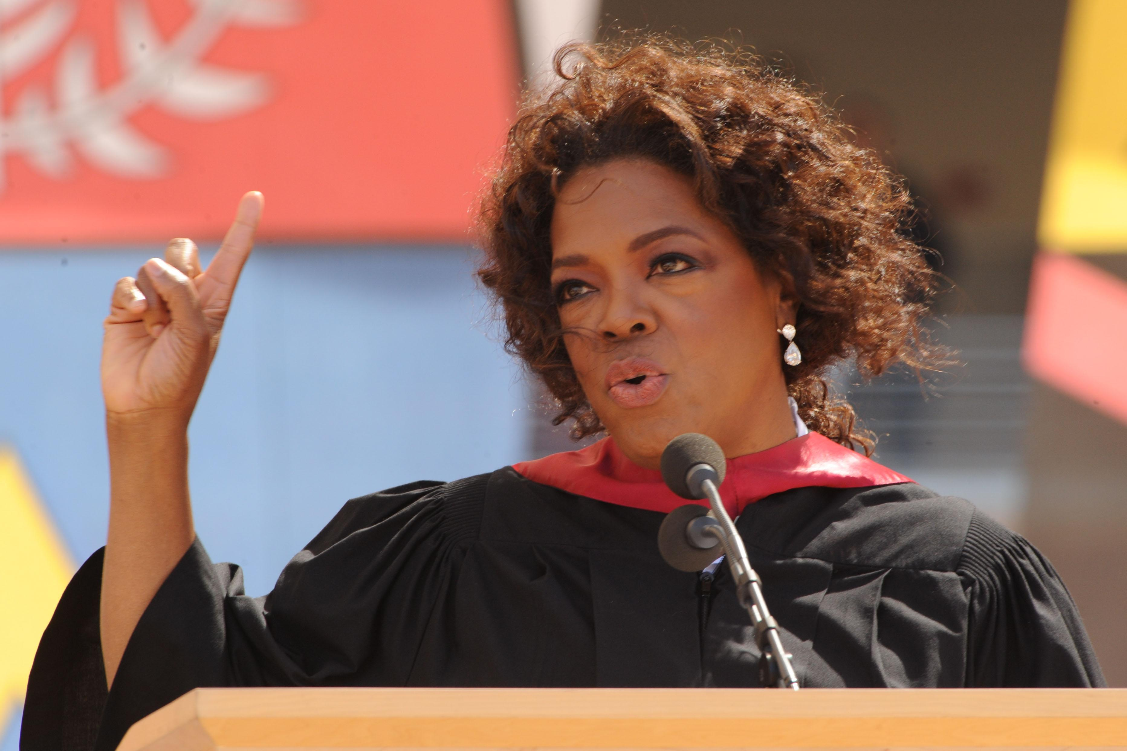 oprah winfreys 2008 stanford speech 07082018 and there are many more lessons relayed here in oprah's wonderful speech people who liked oprah winfrey's 2008 stanford.