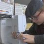 'I am not a label:' CWU fashion student defies the odds despite his disability