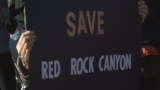 Saturday outing aimed to make statement about saving Red Rock Canyon from big development
