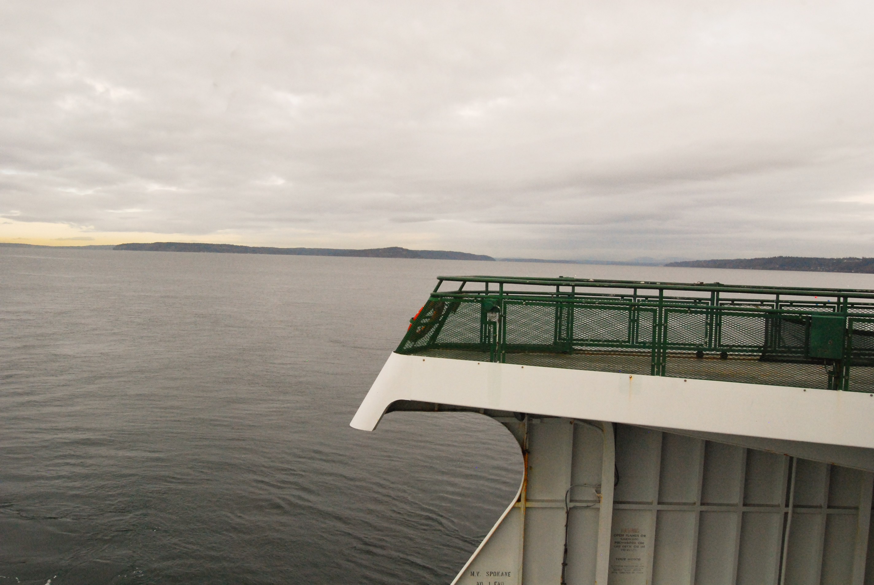 Port Gamble is a quick ferry ride from the Edmonds Ferry dock (Rebecca Mongrain/Seattle Refined)