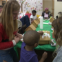 Ronald McDonald house hosts ginger bread house making workshop