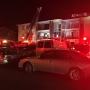 2 alarm fire at Alexandria apartment complex displaces 43