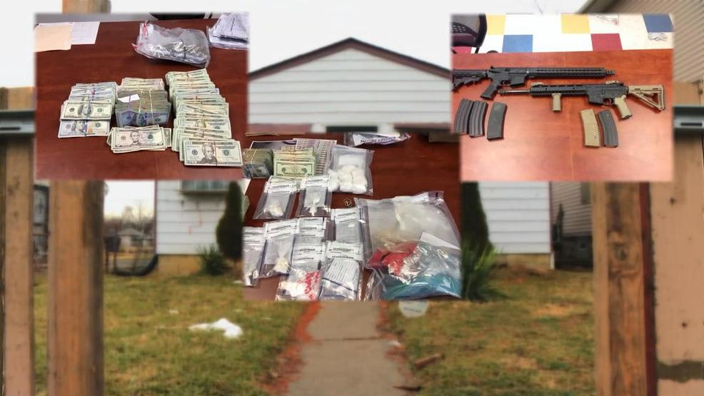 Two huge drug busts reported on Columbus' east, south sides