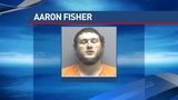 Accused child sodomist Aaron Fisher sentenced to 15 years in prison